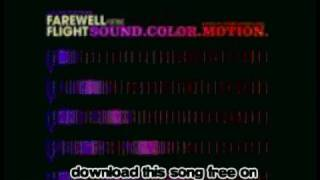 farewell flight - A Lullaby For Insomniacs - Sound Color Mot