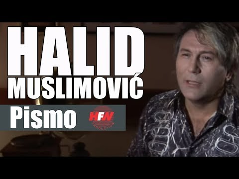 pismo - Halid Muslimovic Official FB page: https://www.facebook.com/mu... Label and copyright: Halix records & Halid Muslimovic Digital distribution: http://www.kvzm...