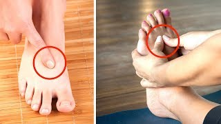 Drücke diesen Punkt für 2 Minuten und schau was mit deinem Körper passiert!