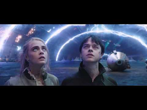 VALERIAN – Featurette – See You In Space
