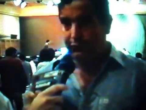 Entrevista com Niltão - 1º Prefeito eleito de Senador Amaral-MG