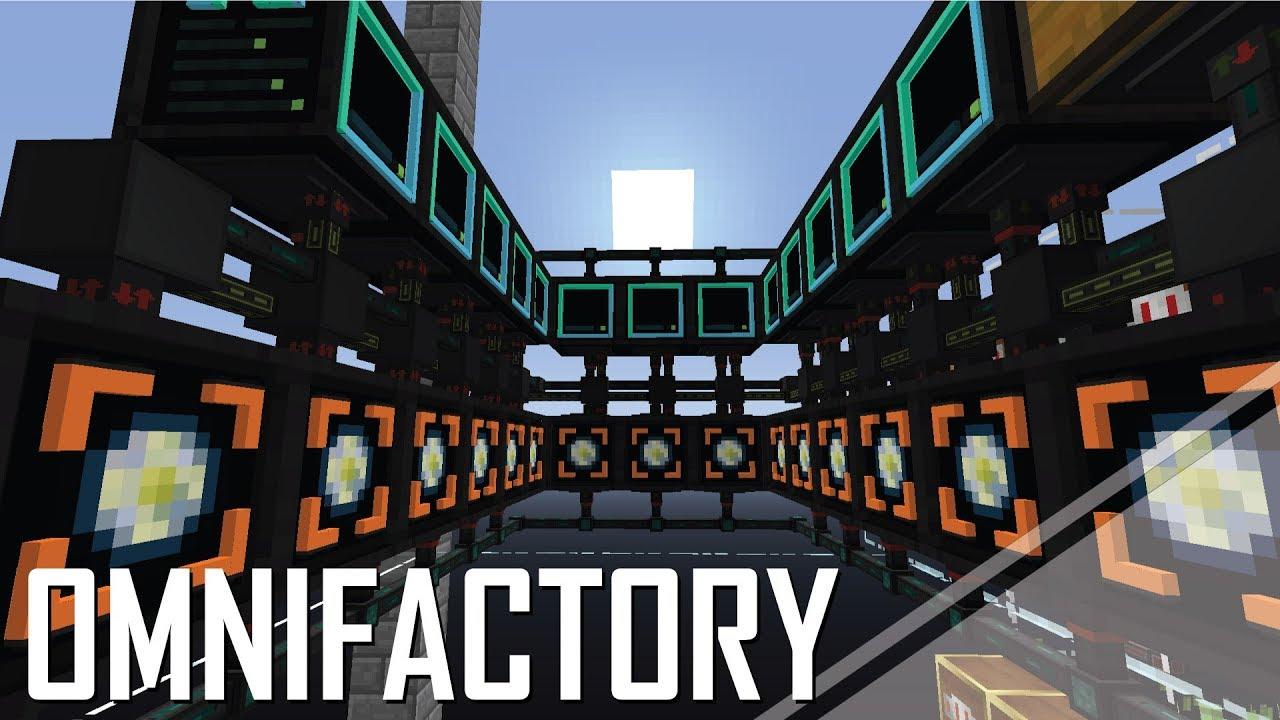 Omnifactory - 11 - TALKING FUTURE AND MV ASSEMBLING MACHINE