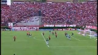FICHA TÉCNICA: VITÓRIA 3 x 2 PALMEIRAS Local: Estádio Barradão, em Salvador (BA) Data: 13 de setembro de 2009, domingo Horário: 16 horas (de ...