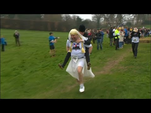 UK WifeCarrying Championships