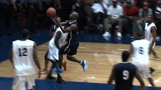 T.J. Ford 2011 Lockout Highlights - Houston