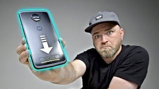 Download Youtube: What Makes The Moto Z2 Force So Special?