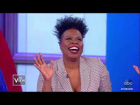 Leslie Jones on 'SNL' Departure, 'Time Machine' Stand Up, and Eddie Murphy | The View