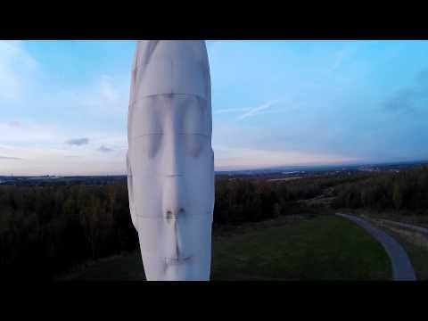 Sutton Manor Drone Video