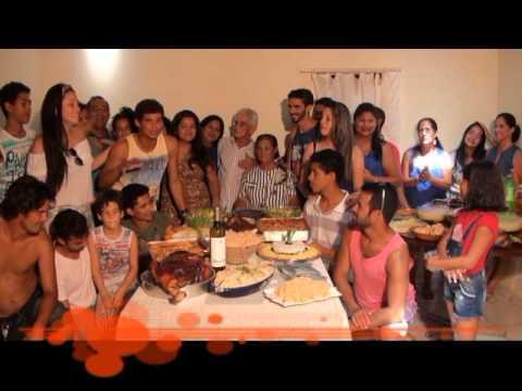 Família Chaves em Guaratinga, comemora mais um Natal.