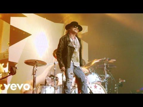 Guns N' Roses – Welcome To The Jungle (Live)