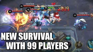 Video THE NEW 99 PLAYERS SURVIVAL MODE IS CRAZY! MP3, 3GP, MP4, WEBM, AVI, FLV September 2018