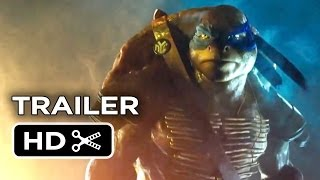 Teenage Mutant Ninja Turtles Official Teaser Trailer #1 (2014) - Megan Fox, Will Arnett Movie HD