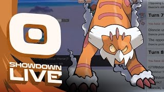 Pokemon OR/AS! OU Showdown Live w/PokeaimMD! - Ep 59: BANDORUS by PokeaimMD