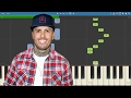 Nicky Jam - Without You - Piano Tutorial
