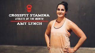Athlete of the Month: Amy Lynch