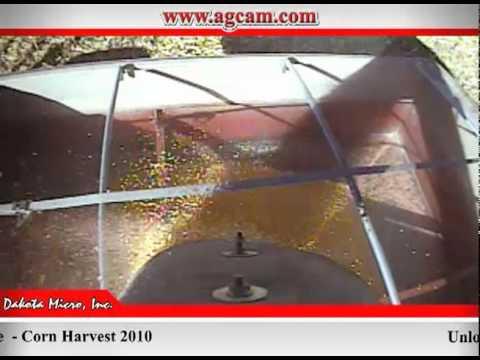 AgCam Fall 2010 - Corn Harvest Unloading into Truck 2
