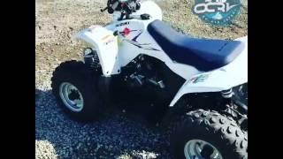 8. Suzuki Z90 Kids ATV