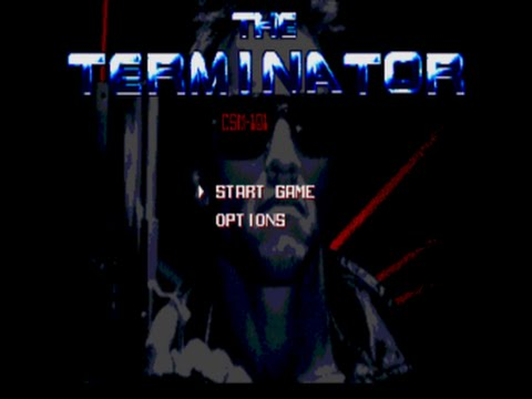 the terminator sega cd ost