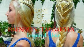 Hey Guys! If you're a Game of Thrones fan just like me, or you're just obsessed with the characters' hair, this video is for you! -------------------- Feel free to check ...