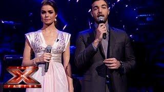 نتائج التصويت - العروض المباشرة - الأسبوع 6 - The X Factor 2013