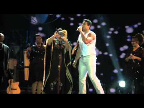 Harmonia do Samba e Fat aFamily- Apenas Um Toque - DVD 2011 -