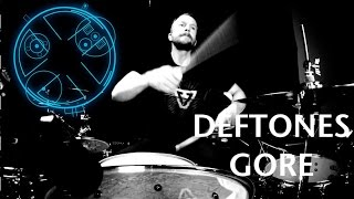 Deftones - Gore // Johnkew Drum Cover