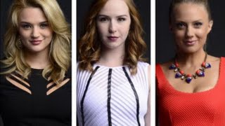 Young and the Restless Cast Interview | AfterBuzz TV's Spotlight On
