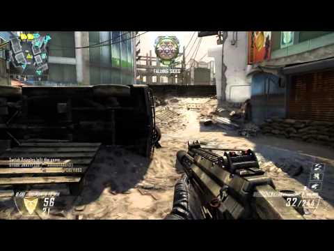 Black Ops 2: 127-1 w/ Penta Swarm! Video
