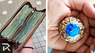 Video 10 Extremely Lucky Finds That Made People Rich In Thrift Shops MP3, 3GP, MP4, WEBM, AVI, FLV Juli 2019