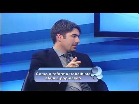 [PONTO DE VISTA] Como a reforma trabalhista afeta a população
