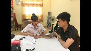 Thành phố Uông Bí khám tuyển nghĩa vụ quân sự