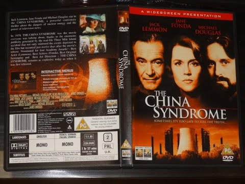 Opening To The China Syndrome (film 1979)(DVD UK)