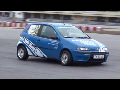 Piotrowicz Łukasz - Fiat Punto -
