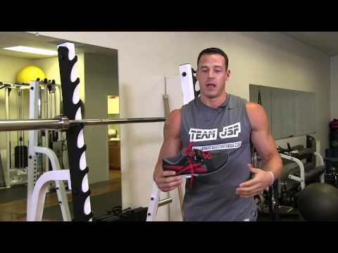 Shoes for Lifting & Back Squats : Exercise Routines & Benefits