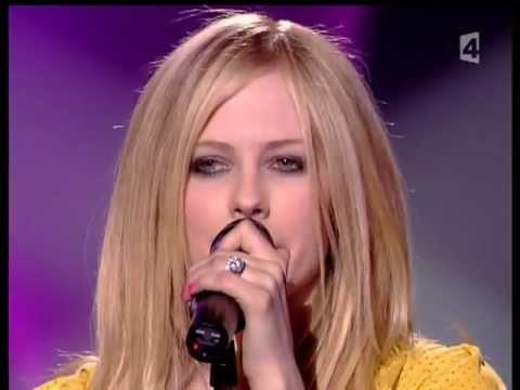 Avril Lavigne - Live at Taratata TV Show (France) 06/04/2007