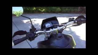 6. 1999 KTM LC4 640 Enduro