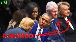 Video Trump at The Bush Funeral – Here's What REALLY Happened MP3, 3GP, MP4, WEBM, AVI, FLV Februari 2019