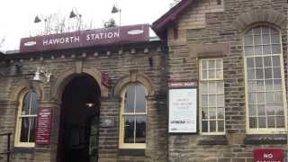 Haworth United Kingdom  city pictures gallery : Haworth, West Yorkshire, UK - 22nd April, 2012 (1080 HD)