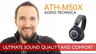 Video Audio Technica ATH-M50X Review - Holy Grail of Headphones Under $200? MP3, 3GP, MP4, WEBM, AVI, FLV Juli 2018