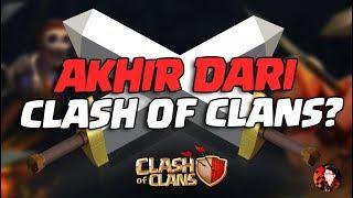 Video Akhir Dari Game Clash of Clans? MP3, 3GP, MP4, WEBM, AVI, FLV Oktober 2017