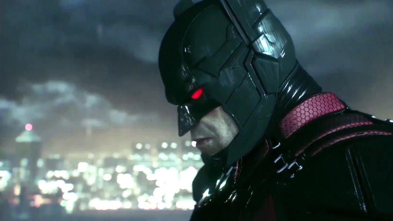 BATMAN ARKHAM KNIGHT – PS4 Content Trailer #VideoJuegos #Consolas