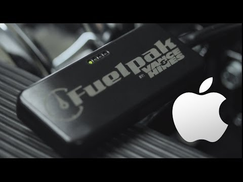 Vance & Hines FuelPak FP3 iPhone & iPad Instructions
