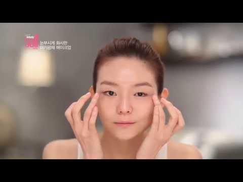 韓國女孩-化妝技巧(嬰兒般的肌膚)-女生必看@@
