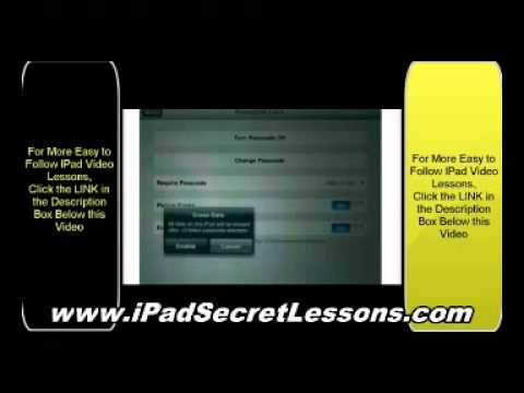 How to Use iPad – iPad Tutorial, iPad Guide Instructions – Best iPad Video Lessons