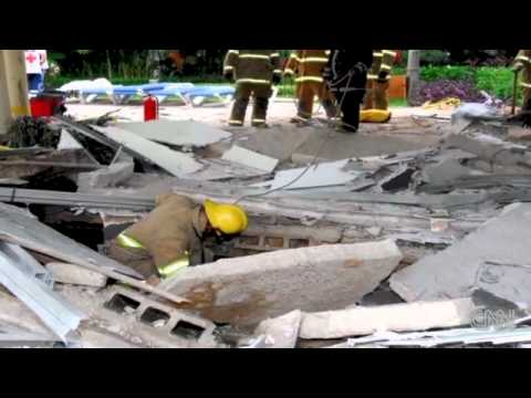 FATAL RESORT BLAST IN MEXICO