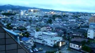 Kurume Japan  city pictures gallery : Japan Trip -- Kurume City Night