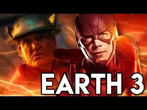 Who Is The NEW Earth-3 Female Speedster? - The Flash Season 4 Theories