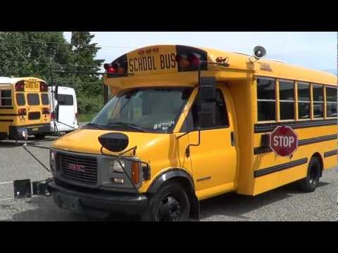 Northwest Bus Sales - 2001 GMC Thomas Wheelchair Lift Equipped School Bus For Sale - B89054