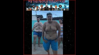 Dance Routine Part 2 We The People Tyrant Wars Style