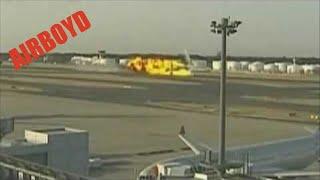 FedEx Flight 80 Accident At Narita Airport
